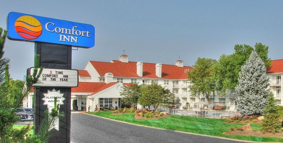 Comfort Inn Apple Valley