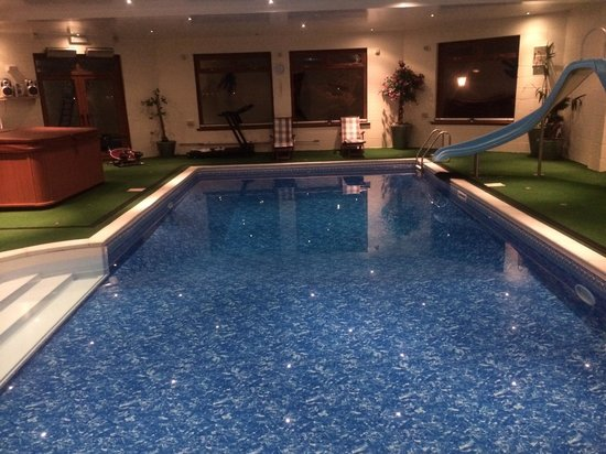 Wonderful stay review of thornbank house stranraer - Dumfries hotels with swimming pool ...
