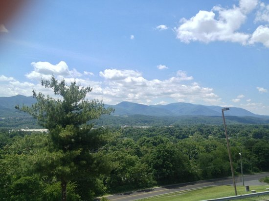 Howard Johnson Inn And Conference Center Salem: The view