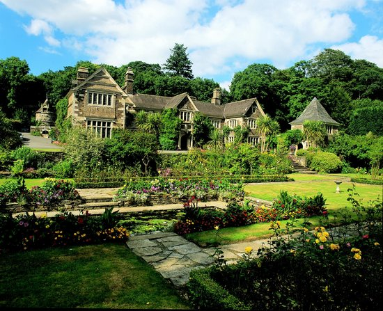 Photo of Lewtrenchard Manor Lewdown