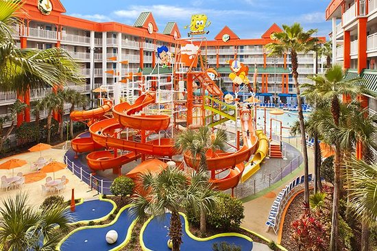 Photo of Nickelodeon Suites Resort Orlando
