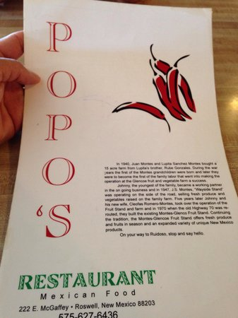 Popo's Mexican Food