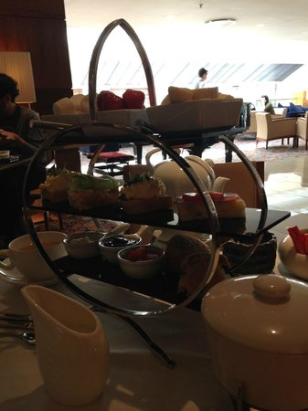 Conrad Dublin: Afternoon tea