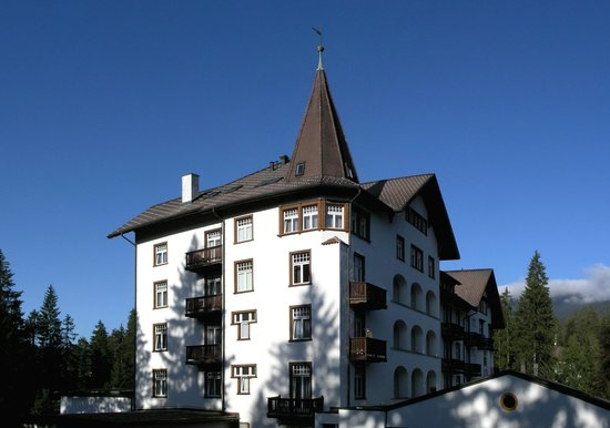 ‪Sunstar Alpine Hotel Flims‬