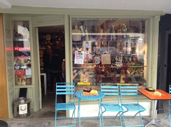 Great Food And Coffee Review Of Smokehouse Deli And Cicchetti Bar Ludlow England Tripadvisor