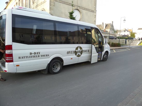 overlord tour minibus very nice and comfortable picture of overlord day tours bayeux. Black Bedroom Furniture Sets. Home Design Ideas