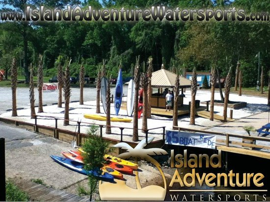 Island Adventure Watersports