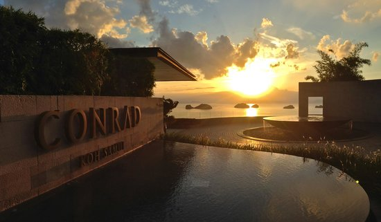 Photo of Conrad Koh Samui Resort & Spa Ko Samui