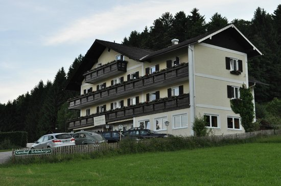 Panoramahotel Gasthof Schoenberger