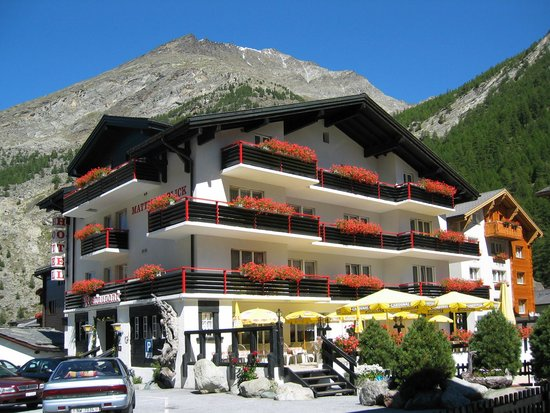 Photo of Hotel Mattmarkblick Saas-Almagell