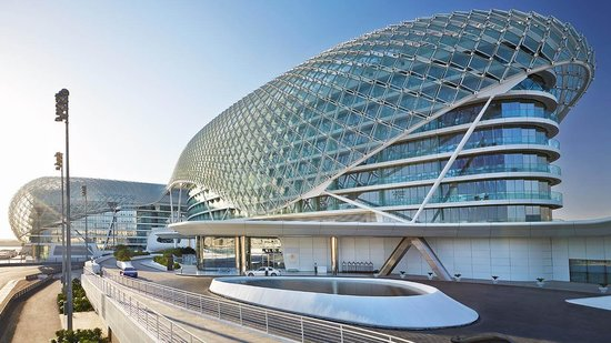 Photo of Yas Viceroy Abu Dhabi Yas Island
