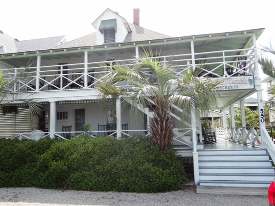Photo of Carolina Temple Apartments Wrightsville Beach
