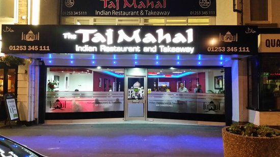 Halal Restaurants Near Blackpool Pleasure Beach