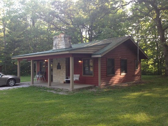 Cabin picture of kishauwau country cabins tonica for Mother in law cottage for rent