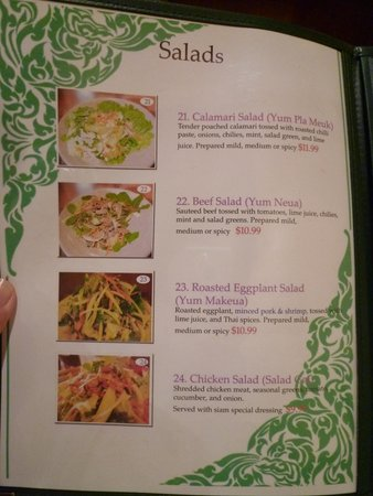 Picture of siam square honolulu tripadvisor for At siam thai cuisine orlando
