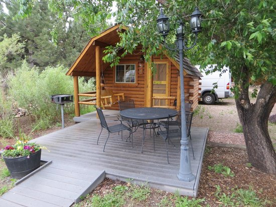 Fort Collin Lakeside KOA