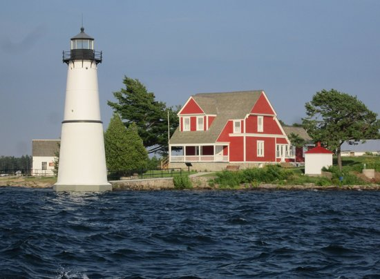 Lighthouses In Thousand Islands Ny