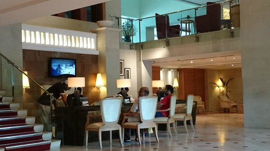 Country Inn & Suites By Carlson, Jaipur: Reception Area