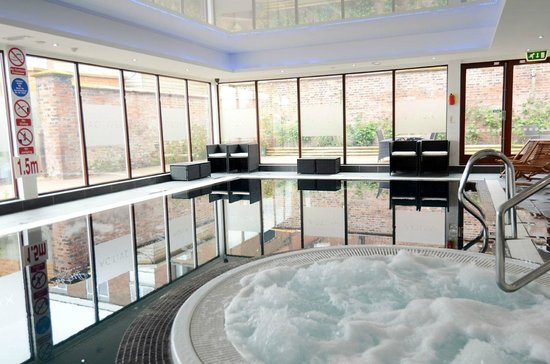 Health Club Weights Picture Of Ramada Park Hall Hotel Spa Wolverhampton Tripadvisor
