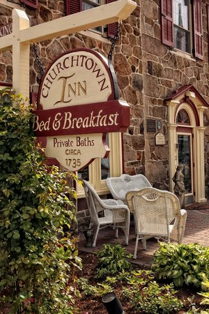 ‪Churchtown Inn Bed and Breakfast‬