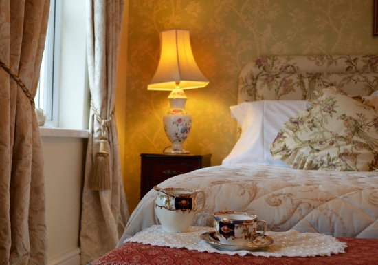 Ballybay, Ireland: Double/ twin room