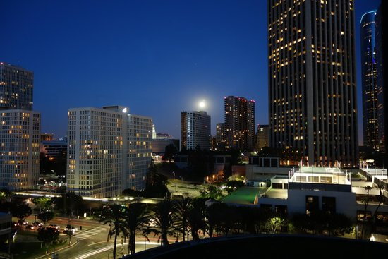 The LA Hotel Downtown: Blood Moon Rising 4/14/14