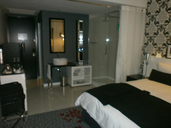 Protea Hotel Fire & Ice! Melrose Arch: Room no 453