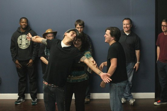 Blacktop Comedy: The Playground, Thursdays at 7pm. A chance for everyone to get onstage and learn improv games.