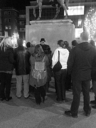 Spookhunters Historic Coventry Ghost Walk