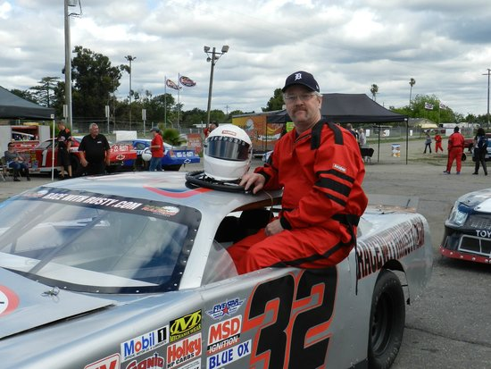 Rusty Wallace Racing Experience - Stockton 99 Speedway