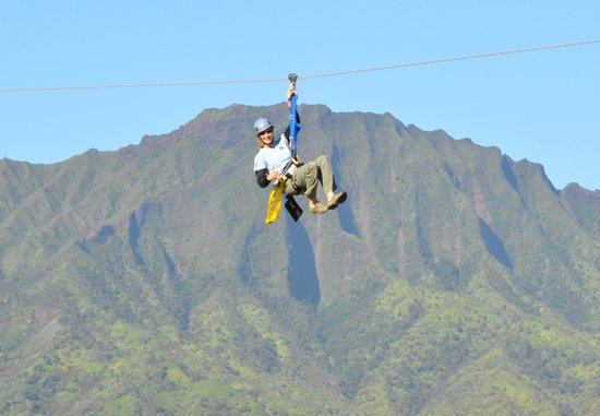 Just Live! Zipline Tours