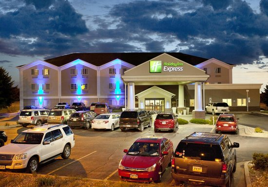‪Holiday Inn Express Jamestown‬