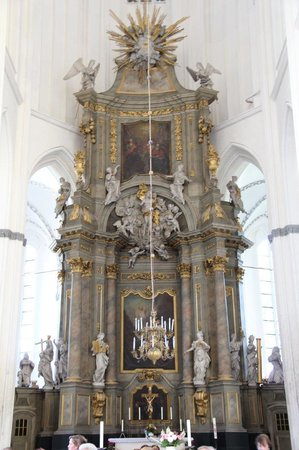 St. Mary's Church of Rostock