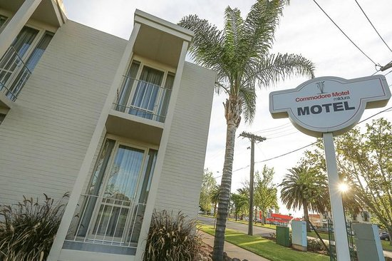 Commodore Motel Mildura