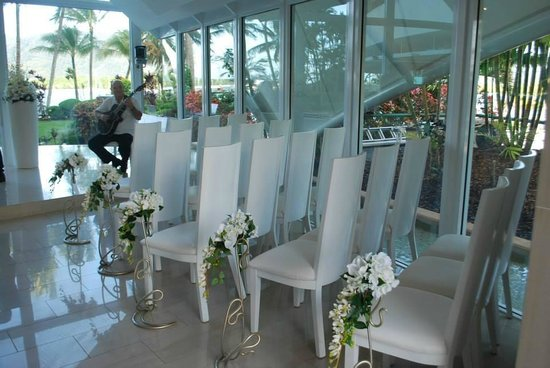 Inside Wedding Chapel