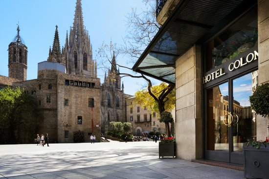 Colon hotel barcelona catalonia hotel reviews for Hotel bcn barcelona