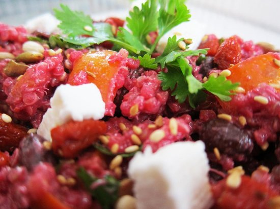 Beetroot Salad Salad Yogurt Beetroot