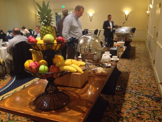 Doubletree by Hilton Hotel Annapolis: Conference food service is exceptional!
