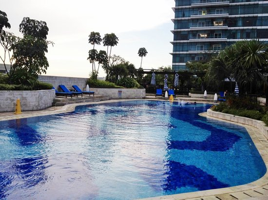Swimming Pool Picture Of Hotel Indonesia Kempinski Jakarta Tripadvisor