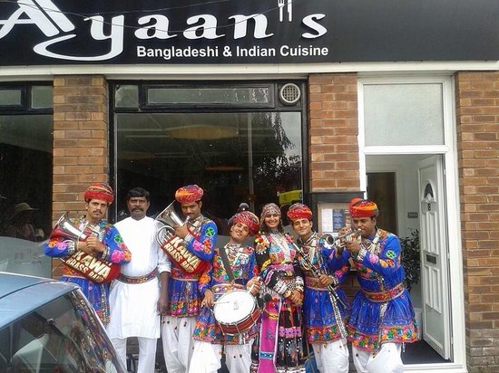Fun time at ayaans f b festival for Ayaan indian cuisine
