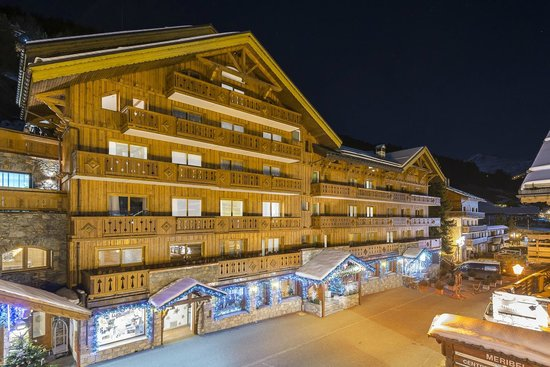 Photo of Hotel La Chaudanne Meribel