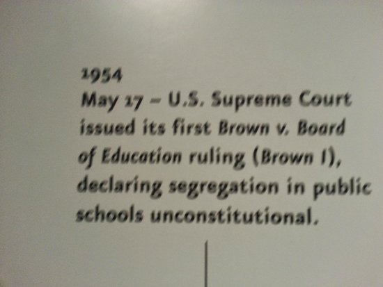 brown vs board of education its Board of education decision, how the state responded to the ruling, and the decision's many legacies we'll start with a discussion of education in virginia during the jim crow era and will consider african american efforts to obtain better educational opportunities for their children in the years before brown v.