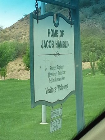 Jacob Hamblin Home