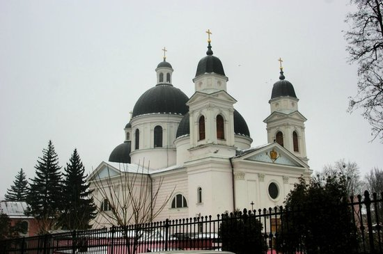 The Holy Spirit Orthodox Cathedral