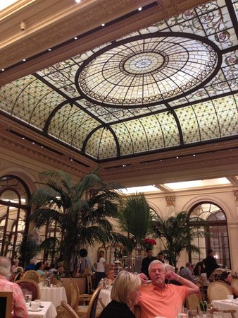 The Plaza: Palm Court