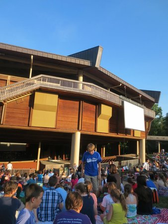 Wolf Trap National Park for the Performing Arts