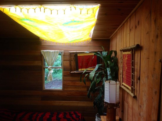 Casa Tranquilo Hostel: the double bed room