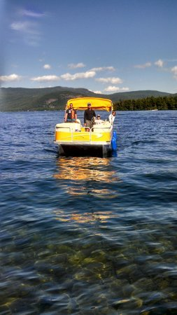 Captain Bob's Pontoon Boat Rentals