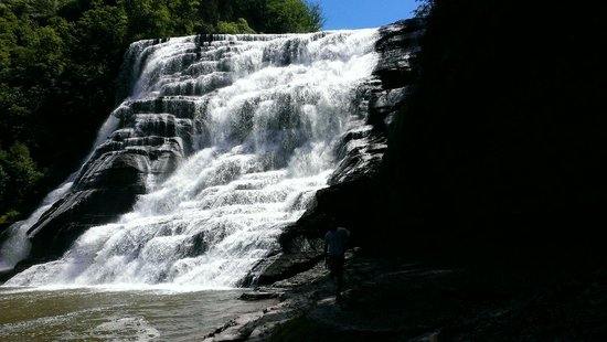 Ithaca Waterfalls