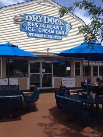 The DryDock Restaurant & Ice Cream Bar